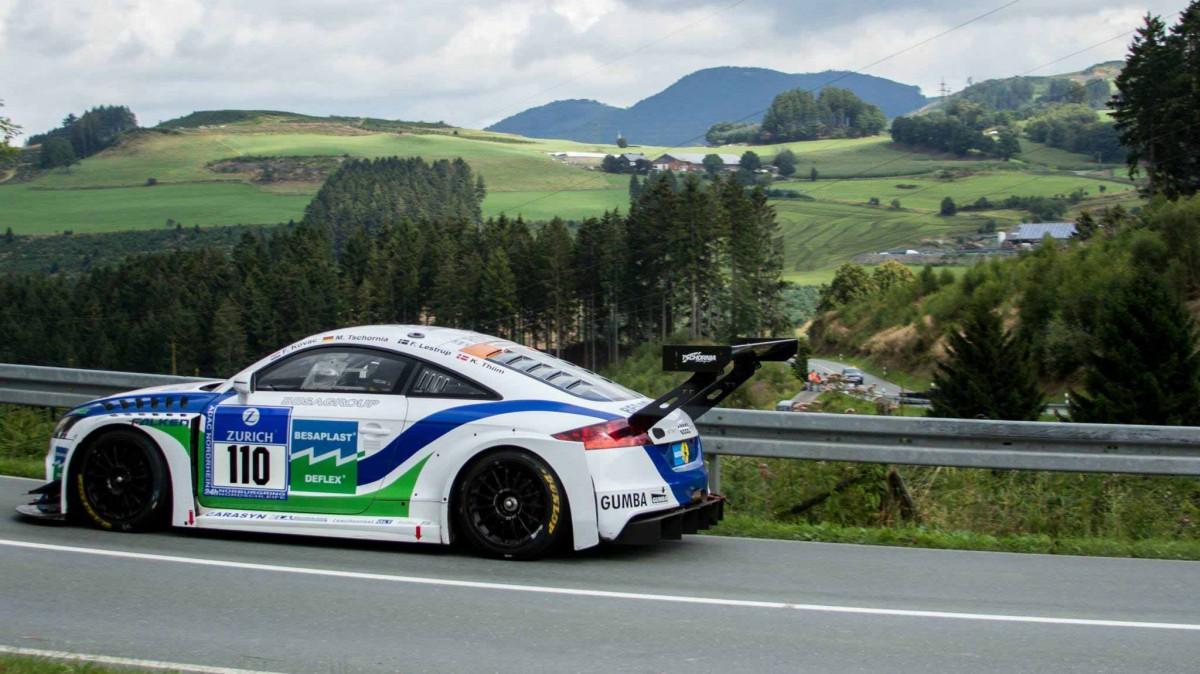 Audi Rennwagen | Motorsportgemeinschaft Valmetal e.V.