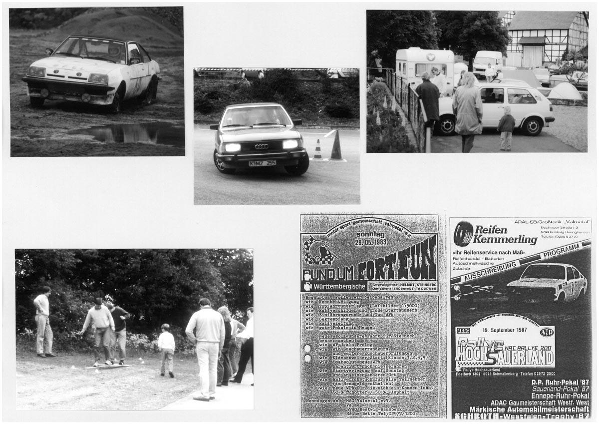 Portfolio 5 | Motorsportgemeinschaft Valmetal e.V.