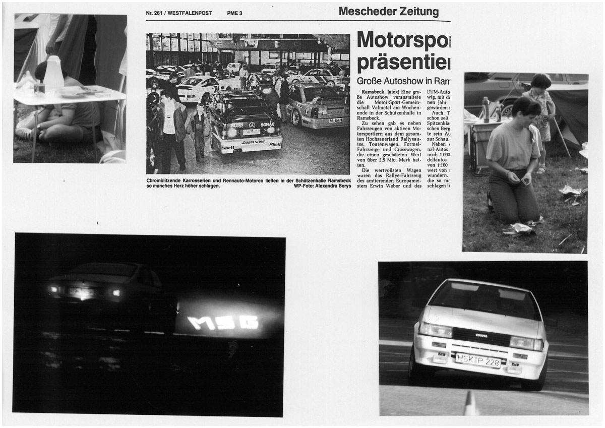 Portfolio 12 | Motorsportgemeinschaft Valmetal e.V.
