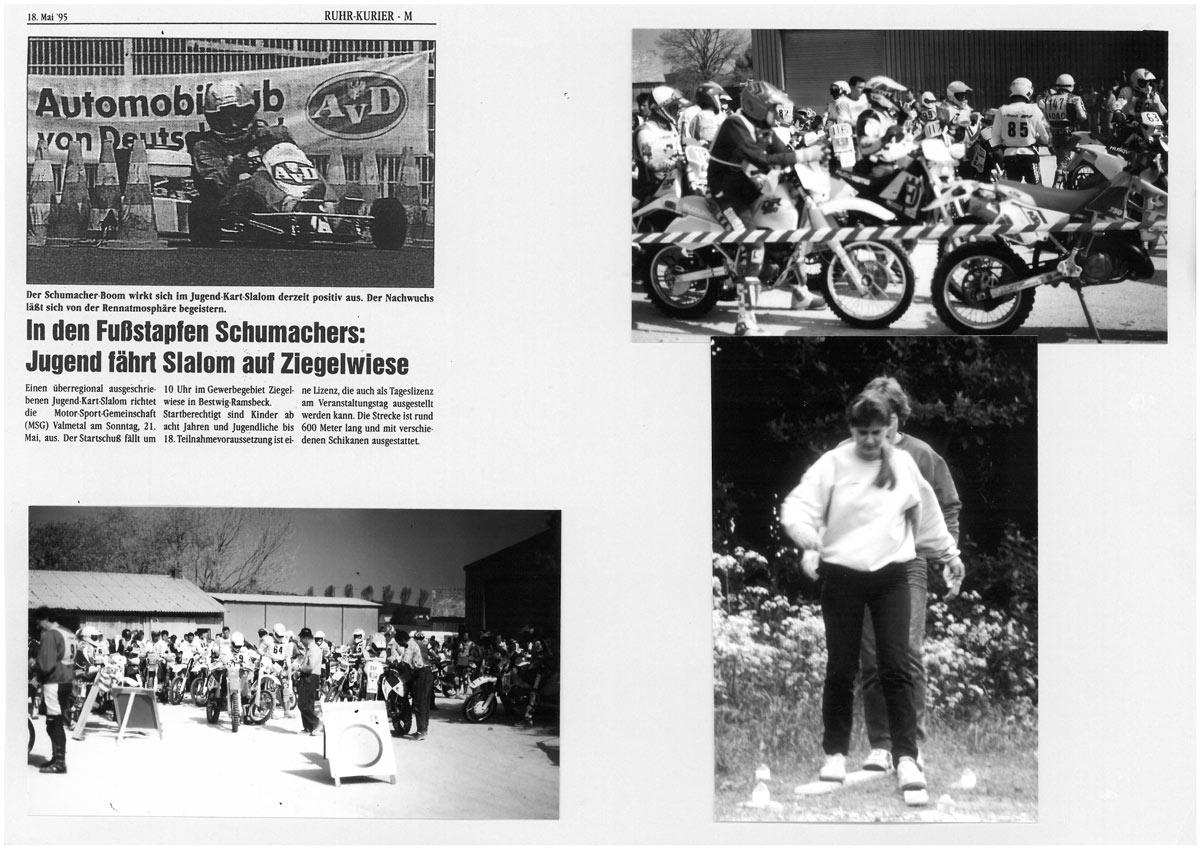 Portfolio 8 | Motorsportgemeinschaft Valmetal e.V.