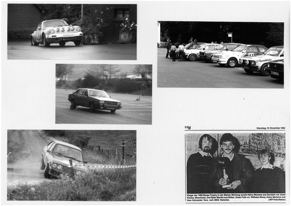 Portfolio 7 | Motorsportgemeinschaft Valmetal e.V.