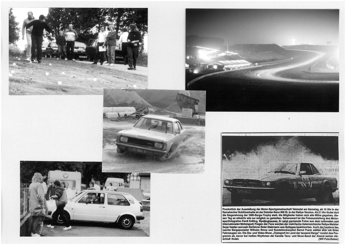 Portfolio 6 | Motorsportgemeinschaft Valmetal e.V.