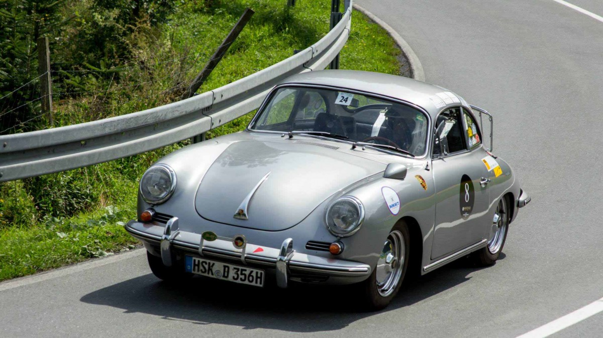 Porsche Oldtimer | Motorsportgemeinschaft Valmetal e.V.