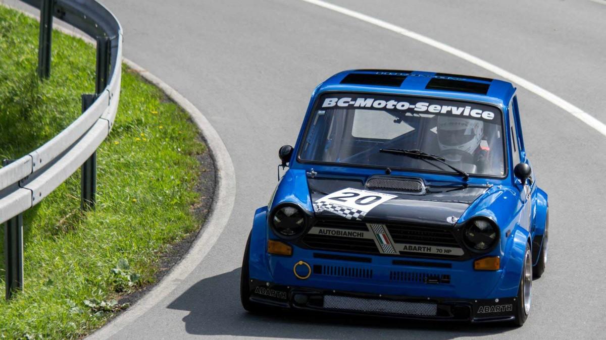Oldtimer Blau | Motorsportgemeinschaft Valmetal e.V.